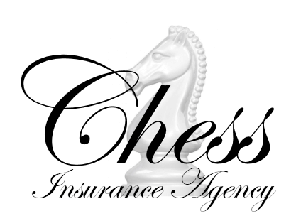 Chess Insurance Redmond, WA Chess Logo